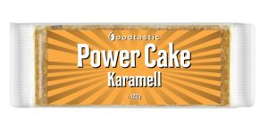 Power Cake Karamell