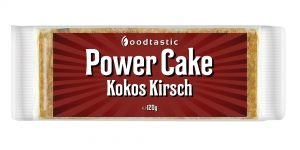 Power Cake Kokos Kirsch