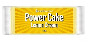 Power Cake Lemon Cream