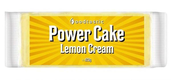 Power Cake Lemon Cream