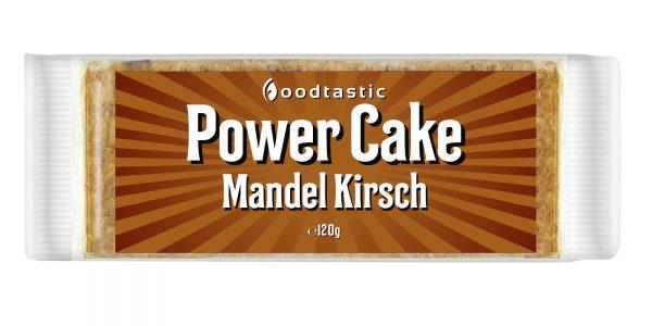 Power Cake Mandel Kirsch