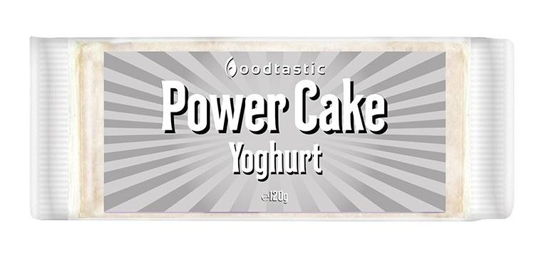 Power Cake Yoghurt