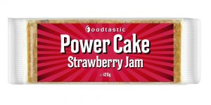 Power Cake Strawberry Jam