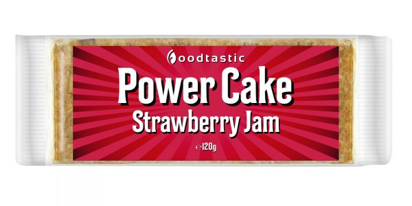 Power Cake Strawberry Jam